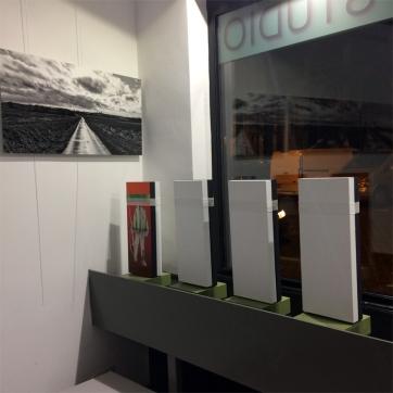 LA LIGNE à la Galerie Studio, Ostende, Novembre 2017